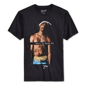 Other - 2 pac black shirt