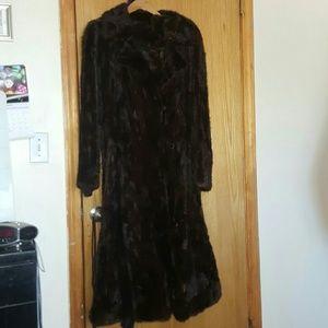 I.Magnin Mink Coat