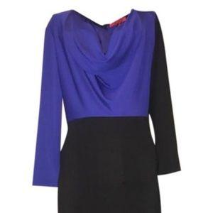 Narciso Rodriguez Dresses & Skirts - Narciso Rodriguez two tone dress