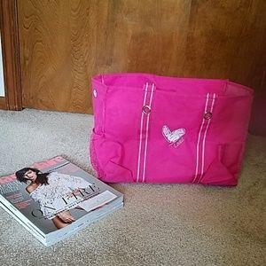 thirty one Handbags - Pink thirty one bag - retired.