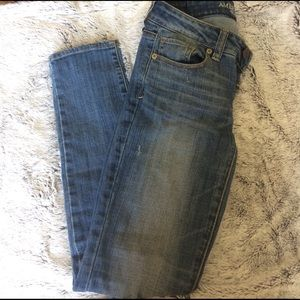 Skinny Stetch American Eagle jeans