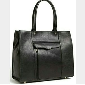 Rebecca Minkoff Handbags - Black Medium Rebecca Minkofff M.A.B. Tote