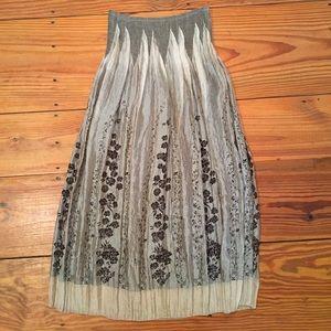 Lapis Dresses & Skirts - Strapless Dress or Flowy Skirt