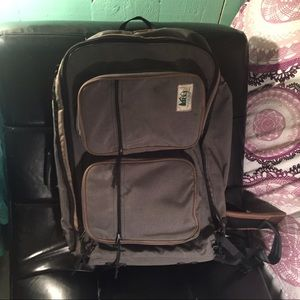 REI Handbags - REI TRAVEL PACK BACKPACK THAT IS CONVERTIBLE  .