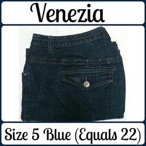 Venezia Denim - Sz 22 Venezia Jeans