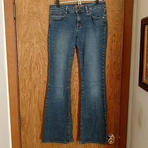 Arden B. Flare Leg Jeans