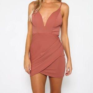 LF Salmon Dress *NEW*
