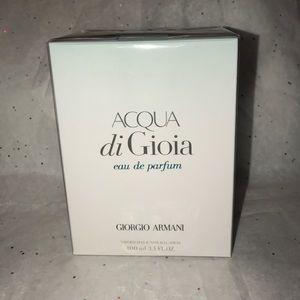"""Giorgio Armani Other - Giorgio Armani """"ACQUA di GIOIA"""" EDP. 3.4 FL OZ."""