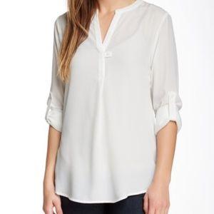 Pleione Tops - Pleione long Sleeve blouse