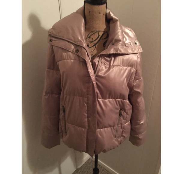 9f7786b83 Old Navy Jackets & Coats | Rose Gold Puffer Jacket | Poshmark