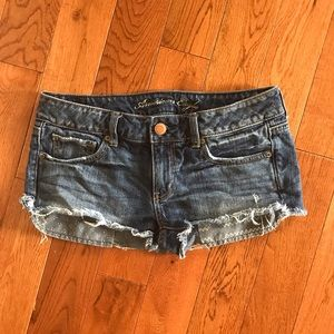 American Eagle Outfitters Pants - American Eagle denim jean shorts cutoffs