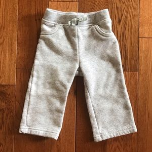 jumping beans Other - Gray baby girl jumping beans sweatpants