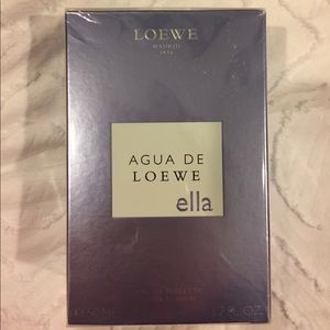 Loewe Other - Aqua de loewe ella