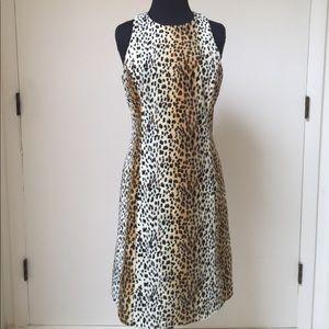 Todd Oldham Cheetah Dress