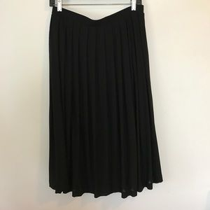 Eileen Fisher Silk Jersey Skirt.