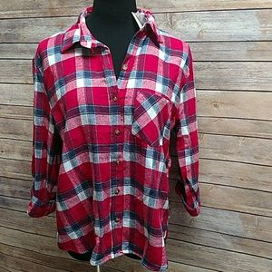 Polly & Esther Tops - Polly & Esther Flannel