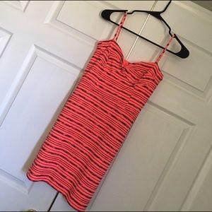 Monrow Dresses & Skirts - Spaghetti strap pink dress