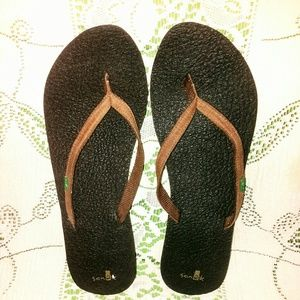 Sanuk Shoes - Sanuk Yoga Mat Wedge  Sandals