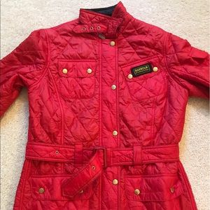 Barbour Jackets & Blazers - Barbour fitted jacket