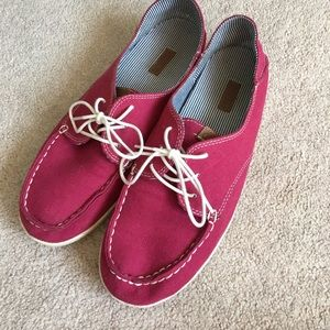 OluKai Shoes - Olukai size 8.5 slip-on boat shoe