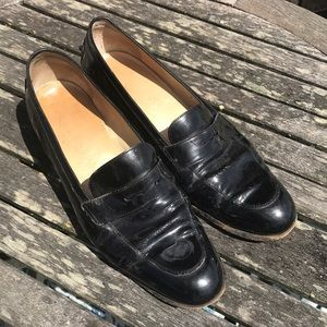 Tod's Shoes - Tod's heeled loafer