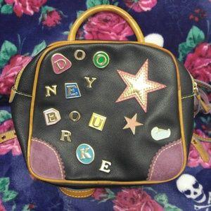 Dooney & Bourke Handbags - Dooney and Bourke Alphabet #8 Backpack/Purse