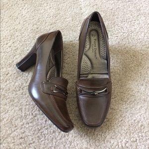 Pierre Dumas Shoes - Brown shoes
