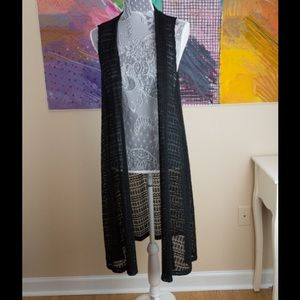 Forever 21 Light Knit Long Cardigan