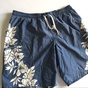 Speedo Other - Speedo Mens Floral Swim trunks
