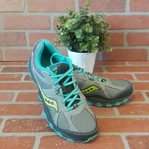 Saucony Grid Oasis Womens Shoe