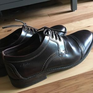 Clarks Other - Clarks Brown dress shoe 11M