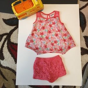 Little Lass Other - Toddler outfit