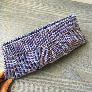 Lauren Merkin Handbags - Lauren Merkin woven clutch