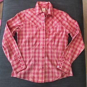 Rockies western snap shirt
