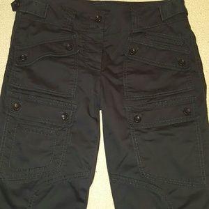 DKNY Pants - DKNY black cargo pants size 4