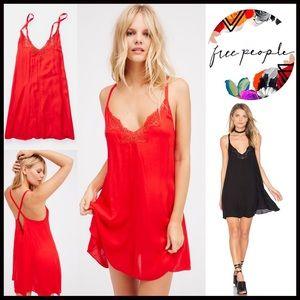 ❗️1-HOUR SALE❗️FREE PEOPLE Slip Dress