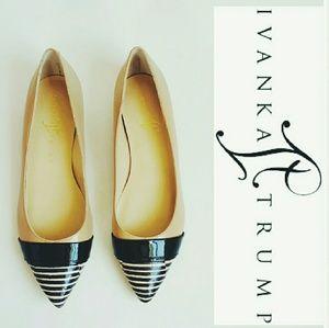 Ivanka Trump Shoes - Like new! Ivanka Trump flats size 7.5