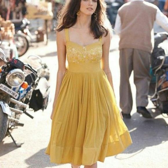 Anthropologie Dresses   Spiced Dress By Anita Dongre   Poshmark
