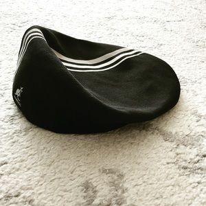 Kangol Other - Black & white striped Kangol newsboy cap