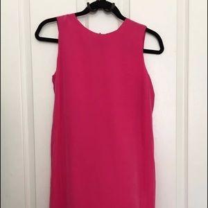 Cynthia Rowley Dresses & Skirts - Cynthia Rowley Silk Pink Sheath Dress