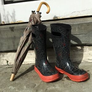 Bogs Other - Bogs Boys Size 12 Rain Boots!