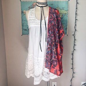 Bohme Dresses & Skirts - White Lace Dress