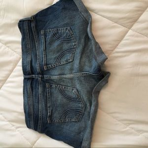 Hollister Shorts - Jean shorts