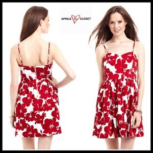 Necessary Objects Dresses & Skirts - Necessary Objects Floral A Line Dress