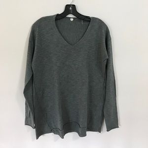 Margaret O'Leary Sweaters - Margaret O'Leary Easy V Sweater.