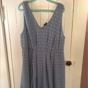 NWT Baby Blue Dress
