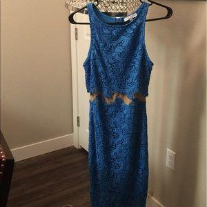 Joy Cioci Samantha Lace Dress