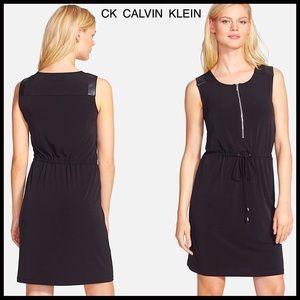 Calvin Klein Dresses & Skirts - CALVIN KLEIN Zipper DRESS