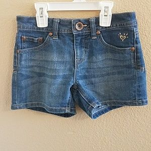 Justice Other - Justice Girls Jean Shorts Size 8