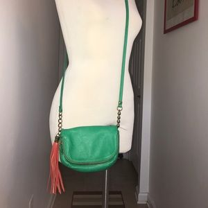 Ecote Handbags - Ecote' green small vegan leather Crossbody bag😘😘